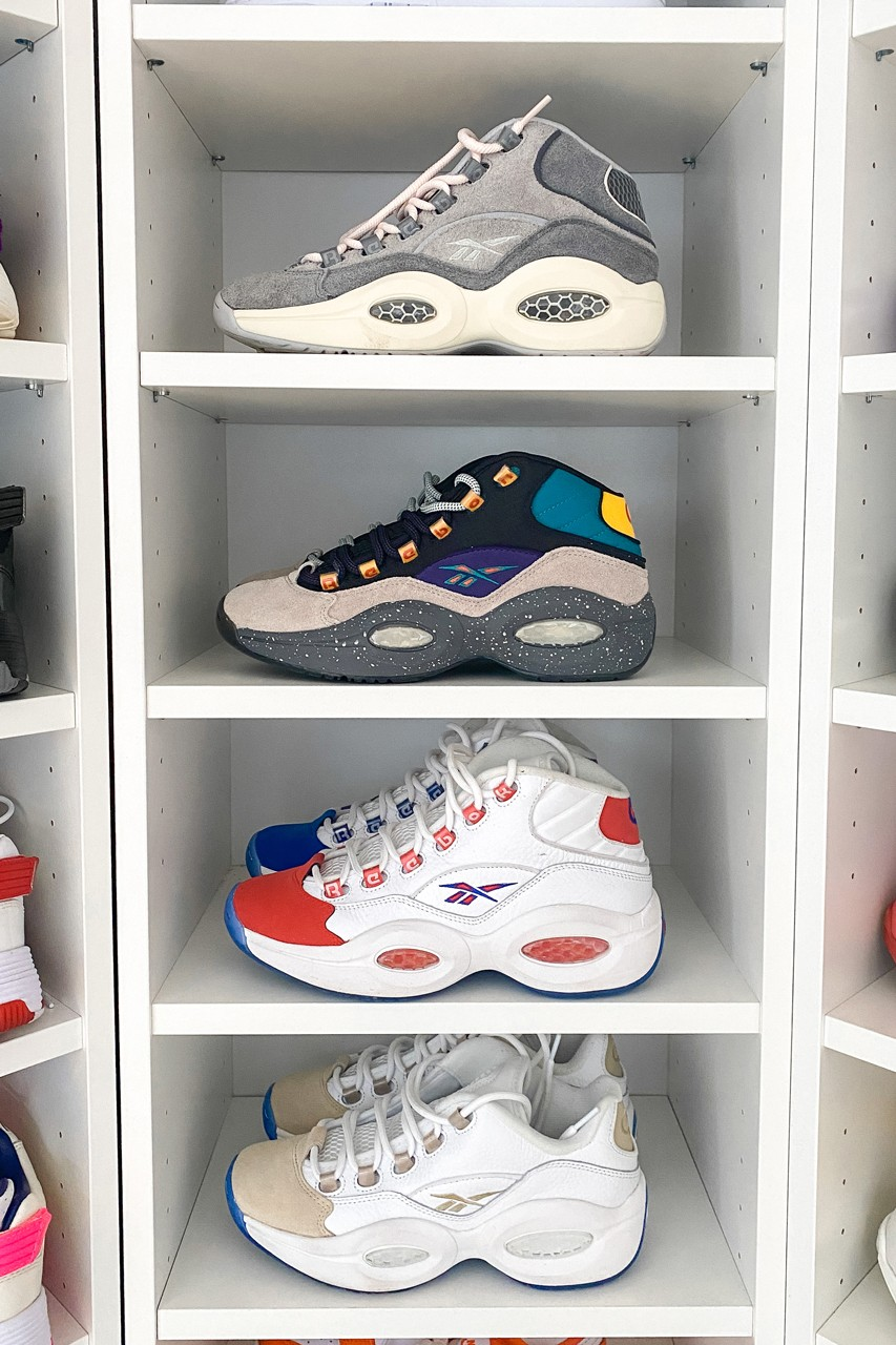 sole mates liz beecroft reebok question mid allen iverson interview exclusive nike air max 270 react in my feels official release date info photos price store list buying guide
