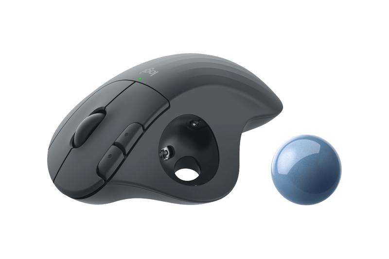 Logitech Proves Its Trackball Mouse Is Here to Stay With Wireless M575 Release gaming mice mouse tech computer Logitech Ergo M575 Trackball Mouse