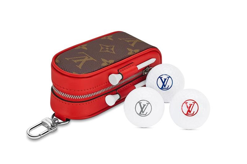 Hit the Fairway in Style With Louis Vuitton's Andrew Golf Kit sports University of Saint Andrews Scotland