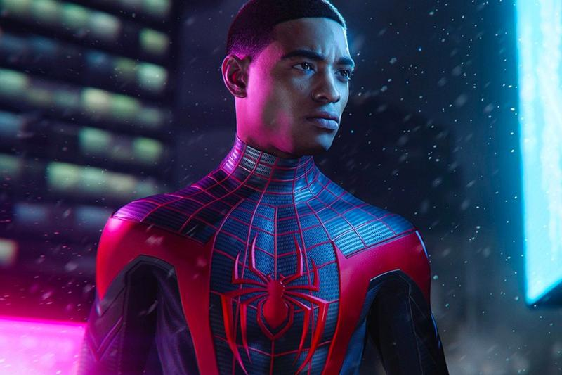 marvel spider man miles morales sony playstation 4 5 ps4 ps5 insomniac games clip teaser trailer