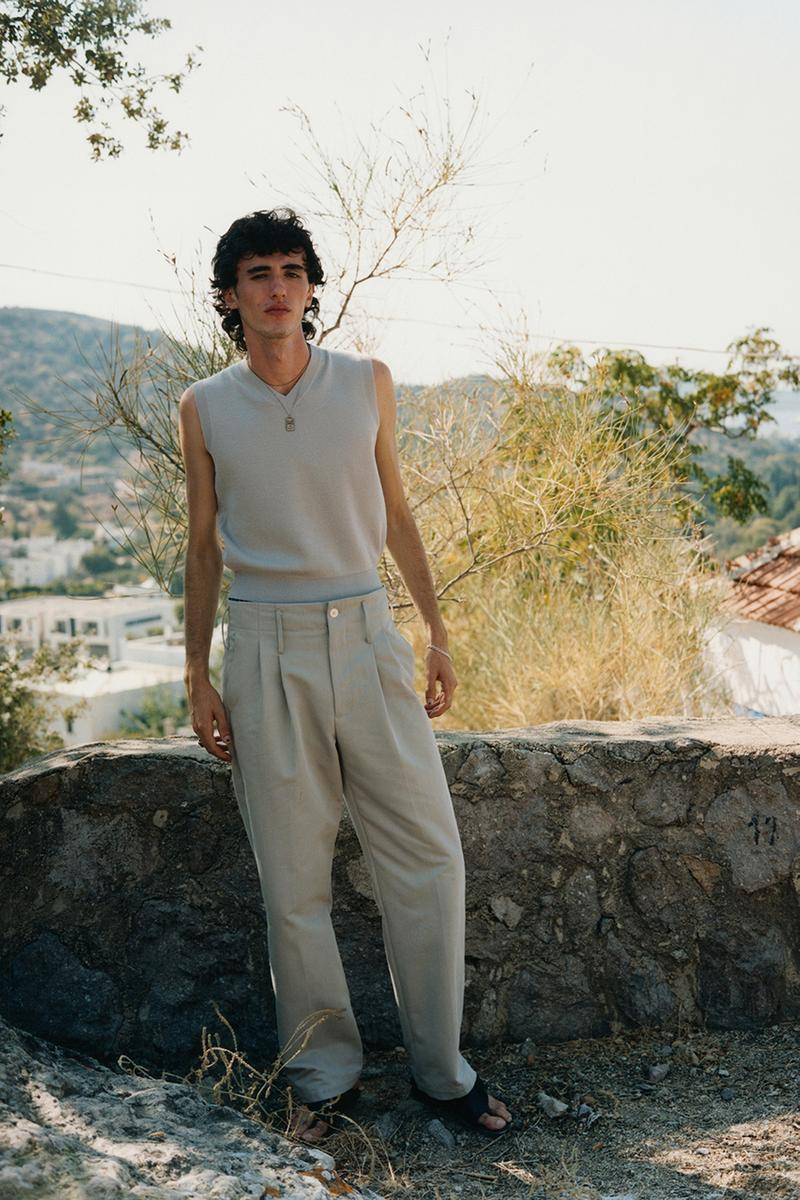 Maryam Nassir Zadeh SS21 Menswear Collection Lookbook spring summer 2021 debut first editorial