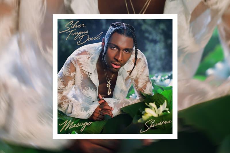 Masego Shenseea Silver Tongue Devil single Stream Listen Apple Music Spotify