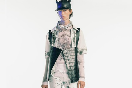 Matthew M. Williams Unveils First Collection For Givenchy
