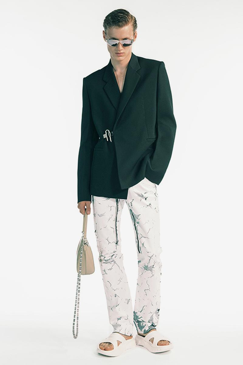 Givenchy Spring Summer 2021 Womens Mens Ready-To-Wear Collection Lookbook Matthew M Williams Release Info Peter Miles Studio Lotta Volkova Heji Shin