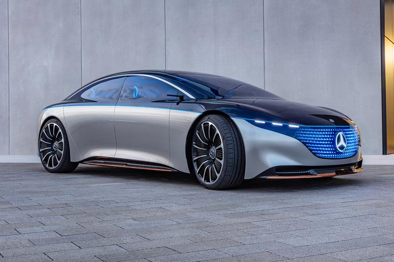 Mercedes Benz Increases Shareholding In Aston Martin Hypebeast