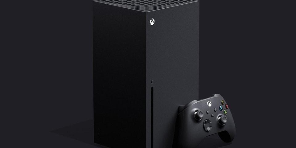 Microsoft Xbox Series X Unboxing Video Leak Hypebeast