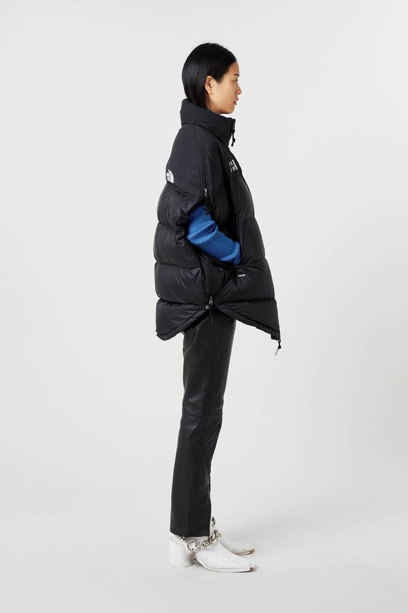 MM6 Maison Margiela x The North Face FW20 Collaboration fall winter 2020 Launch release date info buy collection womenswear nuptse jacket coat glove accessories