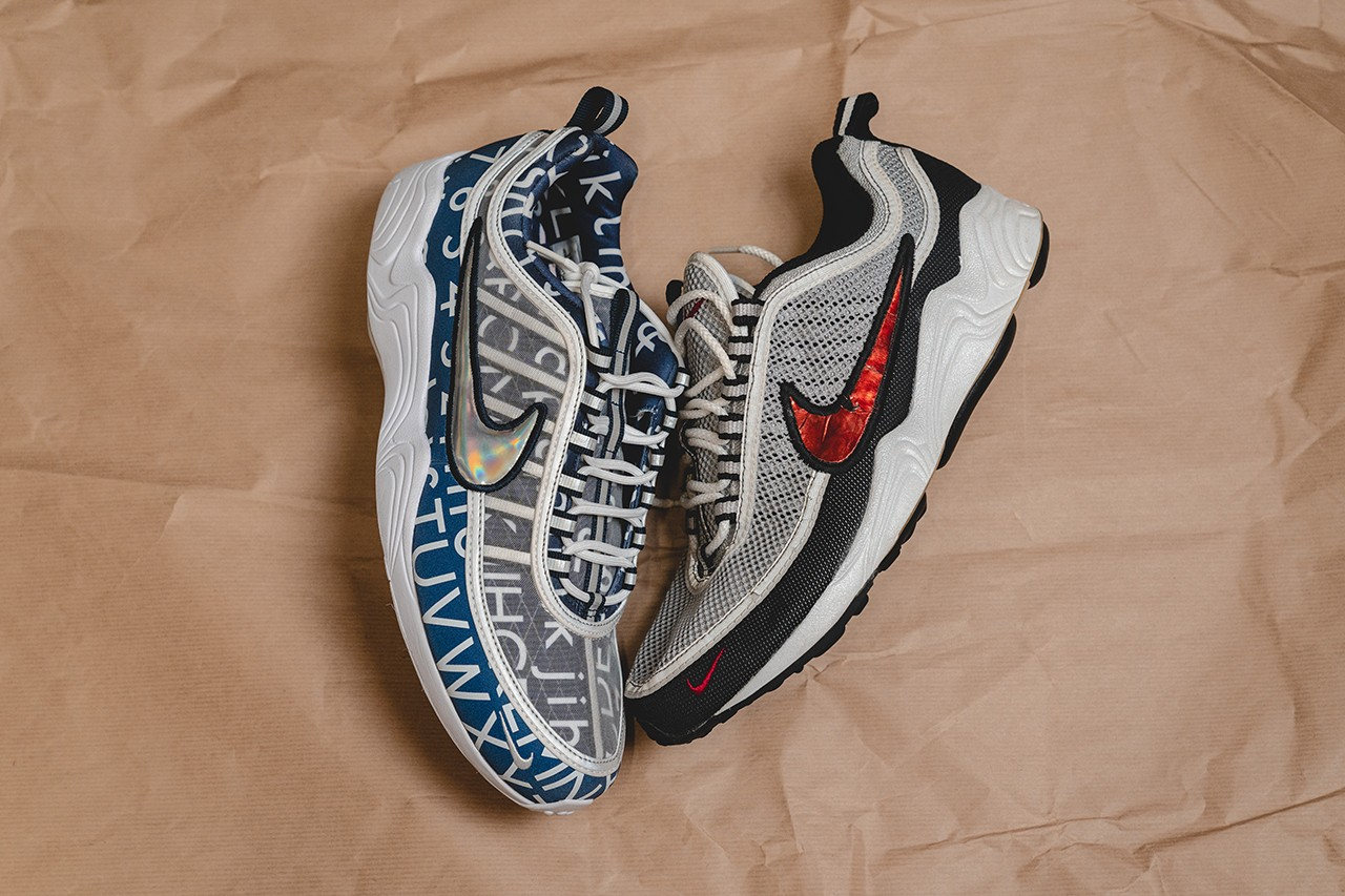 Morgan Weekes Morprime Industries Nike Spiridon OG Sneaker Collector Crepe City Co-Director Founder Gary Warnett Nike Air Flow Tier Zero Photography Sole Mates HYPEBEAST Series Footwear Shoes Trainers Editorial Exclusive