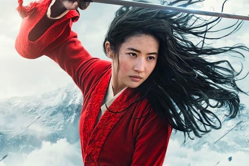 Mulan Available Outside Disney plus amazon prime video