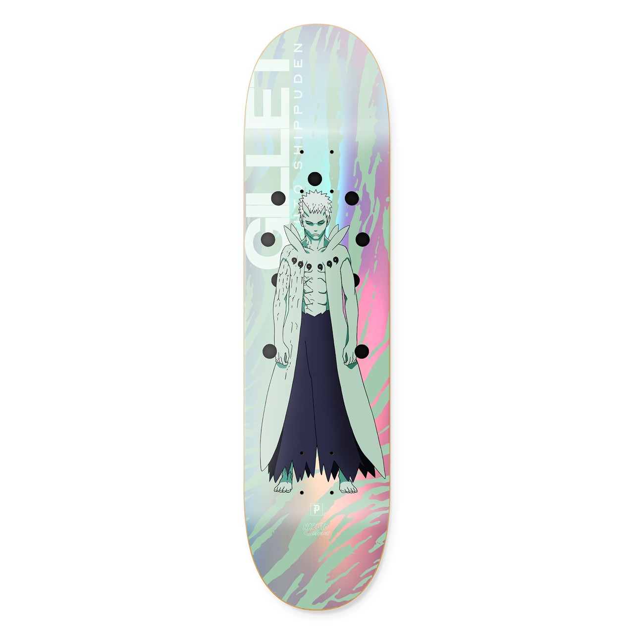 'Naruto Shippuden' x Primitive Skateboarding FW20 collaboration collection fall winter 2020 release date info buy skate deck