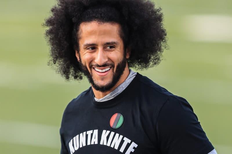 netflix colin kaepernick jaden michael young nfl football black and white series ava duvernay starrbury
