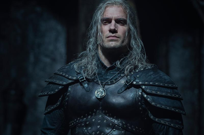 netflix the witcher season two characters geralt of rivia yennefer ciri first look henry cavill