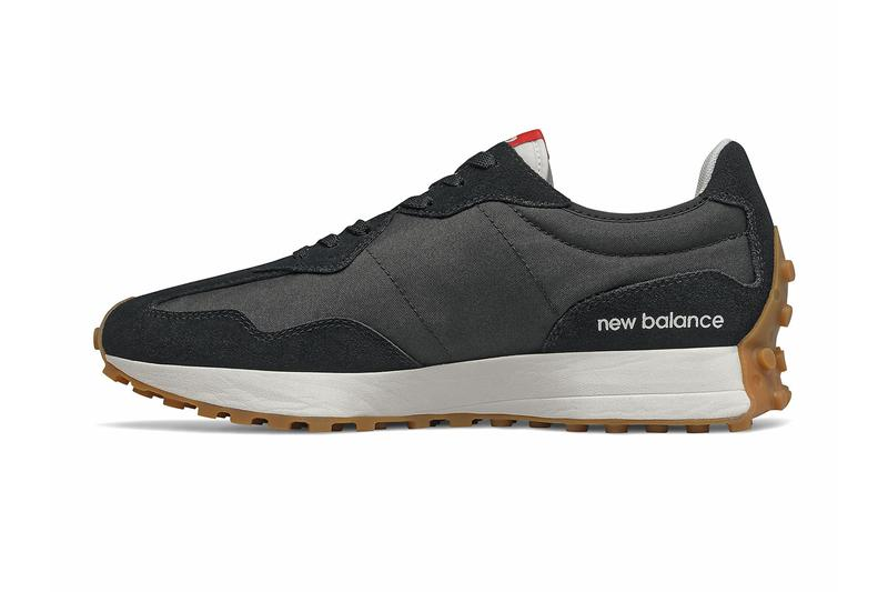 new balance 327 turtledove munsell white gray red black castlerock gum official release date info photos price store list buying guide
