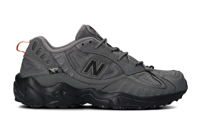New Balance ML703NCA menswear streetwear fall winter 2020 collection fw20 sneakers footwear shoes runners trainers