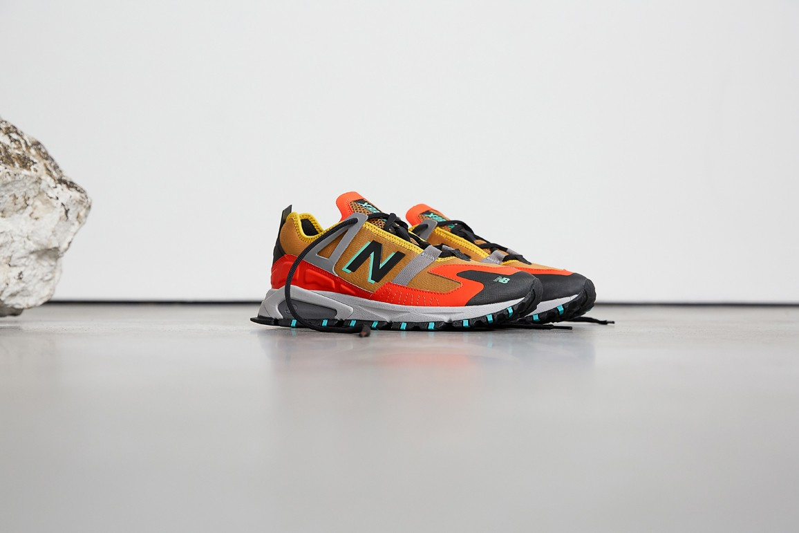New Balance X-Racer Utility FW20 Colorways sneaker release date info buymsxrct workwear TWC tce tea teb ted japan