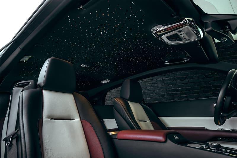 niels van roij rolls royce wraith silver spectre shooting brake custom coachbuilding luxury premium