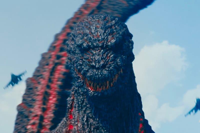 Nijigen no Mori Park Officially Unveils Its Life-Sized Godzilla Awaji Island Japan Kaiju zip line attraction cartoon manga anime pop-culture