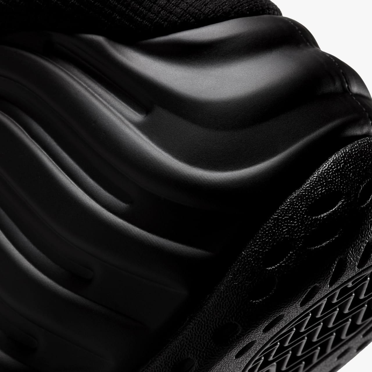 Nike Air Foamposite One Glow in the Dark Custom ...