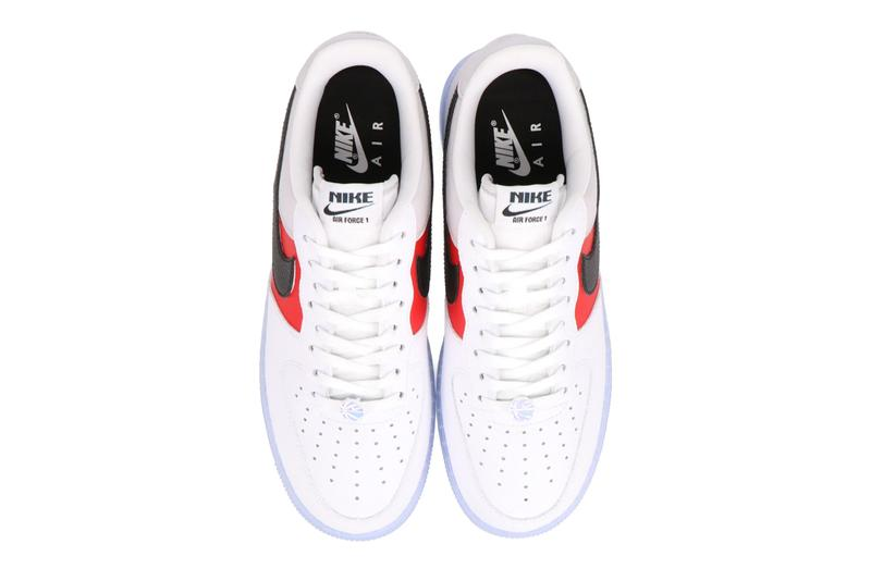 Nike Air Force 1 07 LV8 Tri Color release info ct2295 110 shoes footwear kicks trainers runners