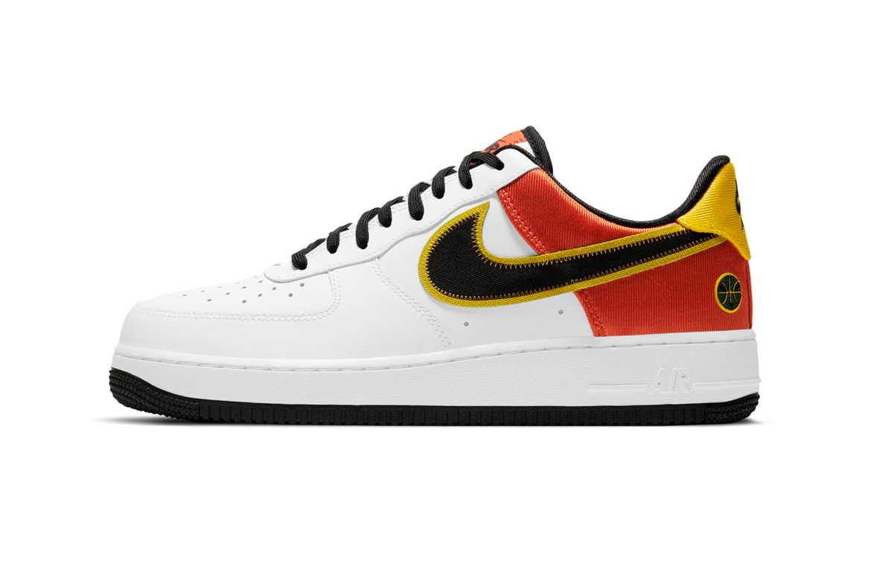 "Nike Air Force 1 ""Raygun"" First Look | HYPEBEAST"