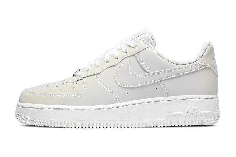 Nike Air Force 1 Reflective DC2062 100 menswear streetwear spring summer 2020 collection ss20 shoes sneakers trainers runners kicks