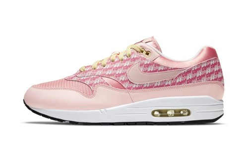 "Nike Imagines Air Max 1 In Sweet ""Strawberry Lemonade"""