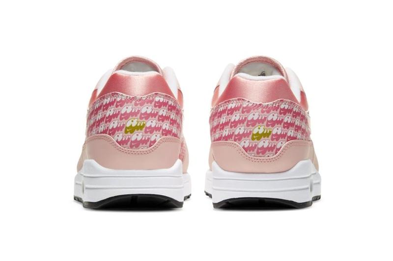 Nike Air Max 1 Strawberry Lemonade menswear streetwear fall winter 2020 collection shoes sneakers footwear runners trainers kicks fw20 collection cj0609-600