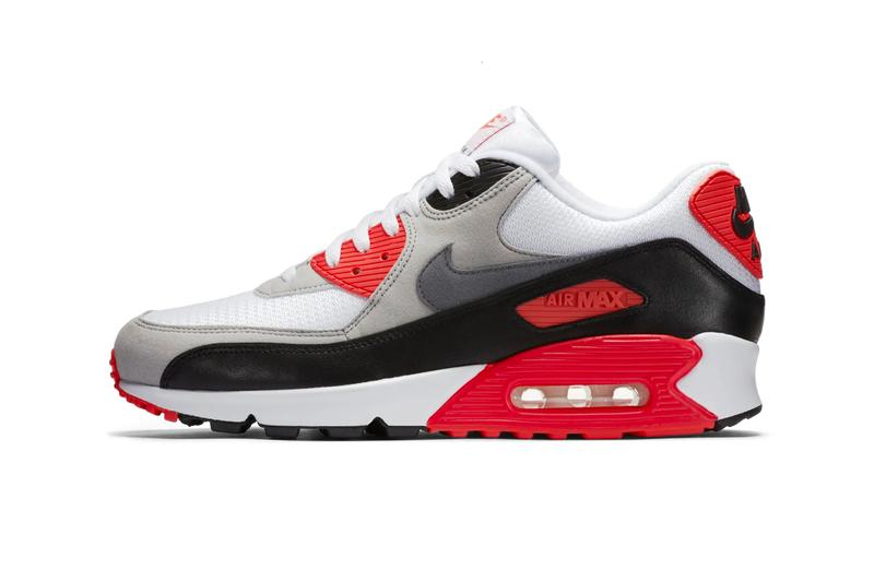 Nike Air Max 90 Infrared OG 2020 Release Date Info CT1685-100 Buy Price Grade Pre Toddler Infant