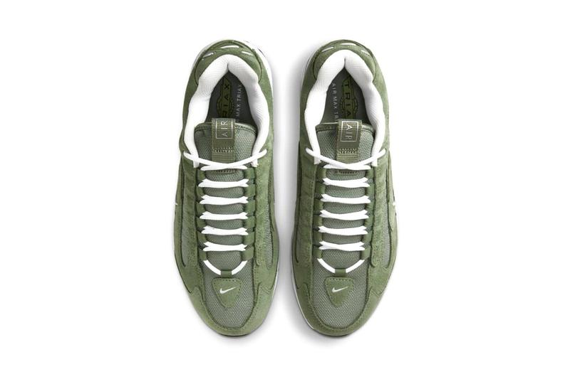 nike air max Triax le spiral sage release information when do they drop fall winter 2020 autumnal sneakers