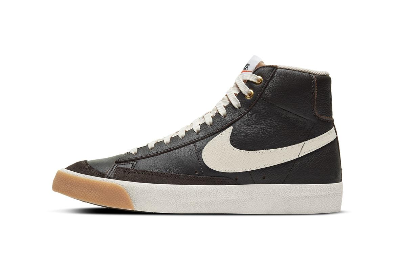 Comercialización Circunferencia espía  Nike Blazer Mid '77