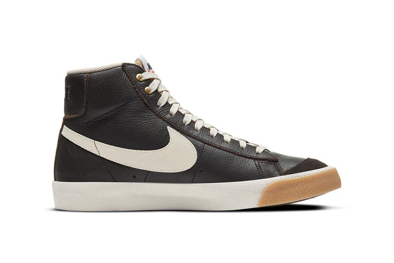 nike sportswear blazer 77 mid orewood brown gum white DC1706 200 official release date info photos price store list buying guide