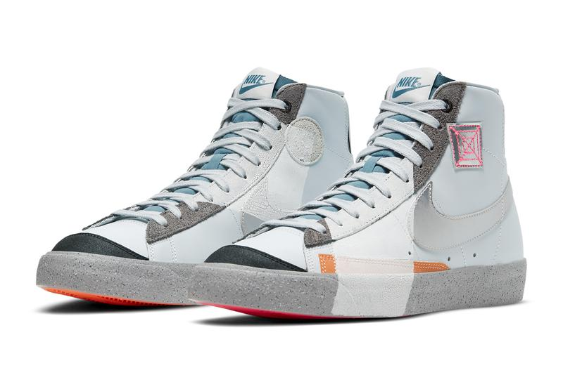 nike sportswear blazer mid 77 vintage shanghai DC9170 001 official release date info photos price store list buying guide