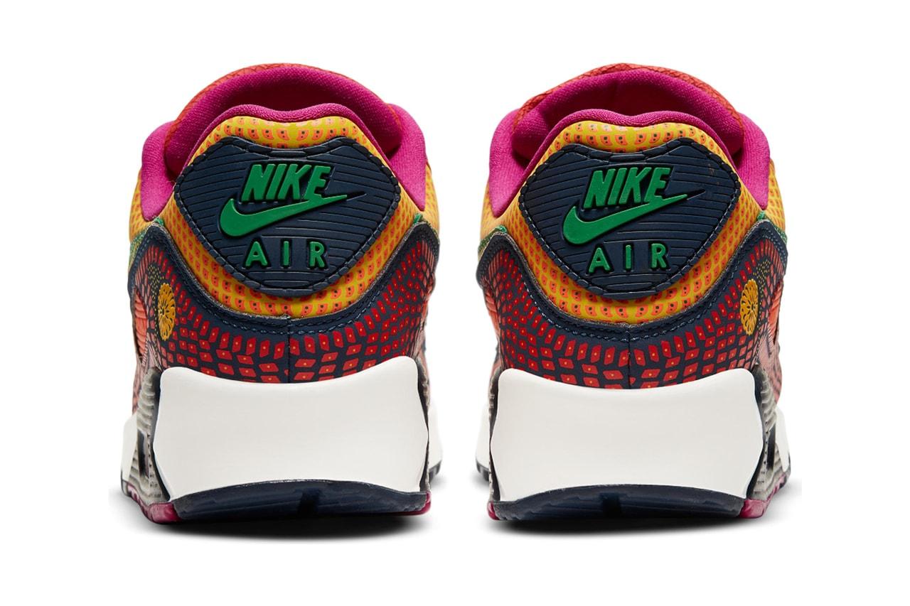 Nike Day of the Dead Dia de Muertos Sneaker Collection Air Jordan 1 Blazer Mid '77 Air Max 90 Daybreak Type