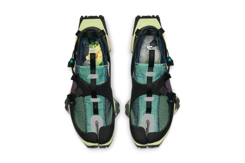 nike ispa road warrior clear jade black teal volt green CW9410 400 official release date info photos price store list buying guide
