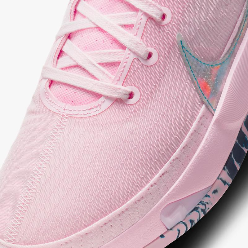 nike basketball kevin durant kd 13 aunt pearl pink foam blue void light arctic pink DC0011 600 official release date info photos price store list buying guide
