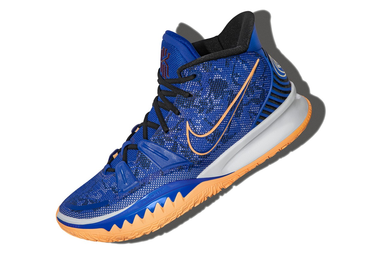 nike basketball kyrie irving 7 black special fx expressions icons of sport soundwave official release date info photos price store list buying guide