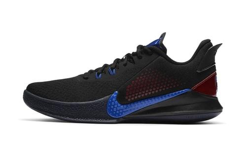 "Nike's Mamba Fury Receives Striking ""Racer Blue"" Highlights"