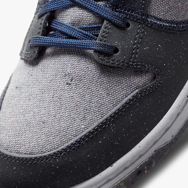nike sb skateboarding dunk low pro crater dark gray navy blue white CT2224 001 official release date info photos price store list buying guide