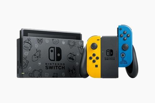 Fortnite x Nintendo Switch
