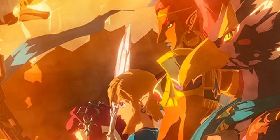 Nintendo Hyrule Warriors Age Of Calamity Demo Hypebeast