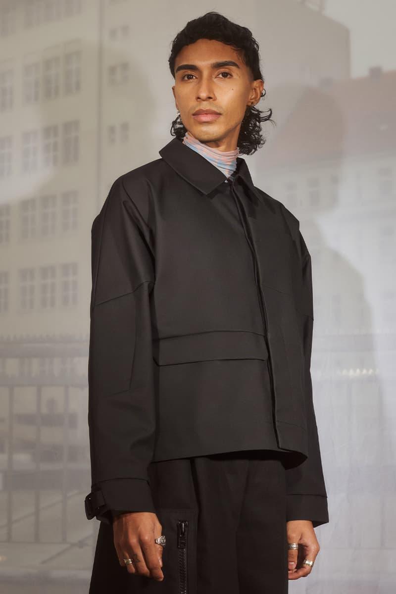 novicewear tx-02 jacket fall winter 2020 sustainable jackets eco-friendly Norway Germany Britain where to buy outdoor coats