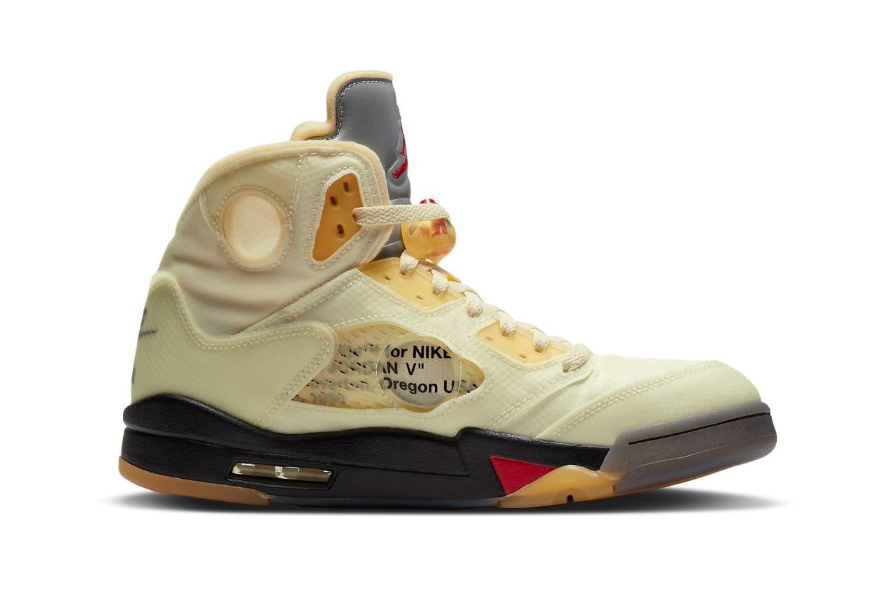 Off-White™ x Air Jordan 5 \