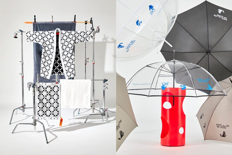Off-White™ HOME Returns With Items For Every Room