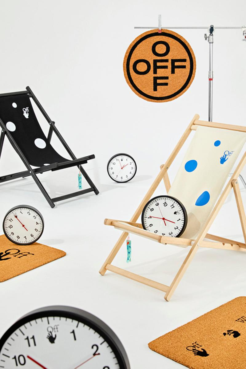 off white home drop collection release info