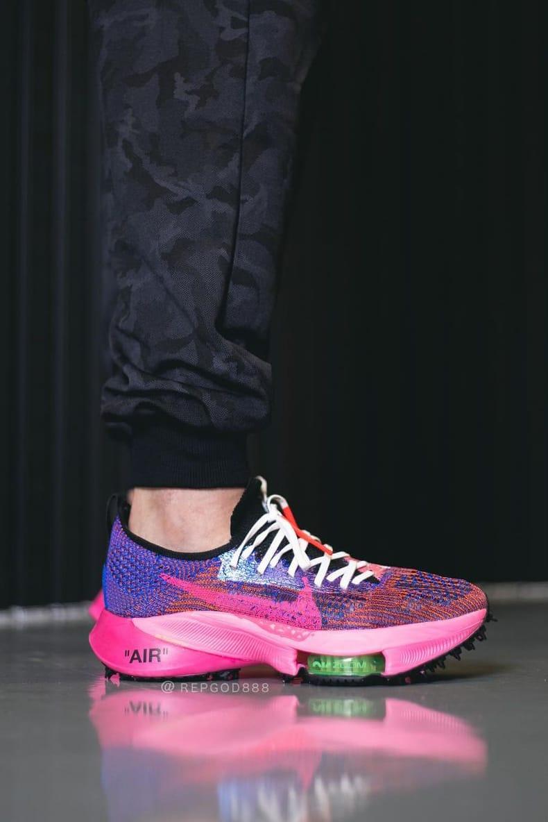 Off-White™ x Nike Air Zoom Tempo NEXT