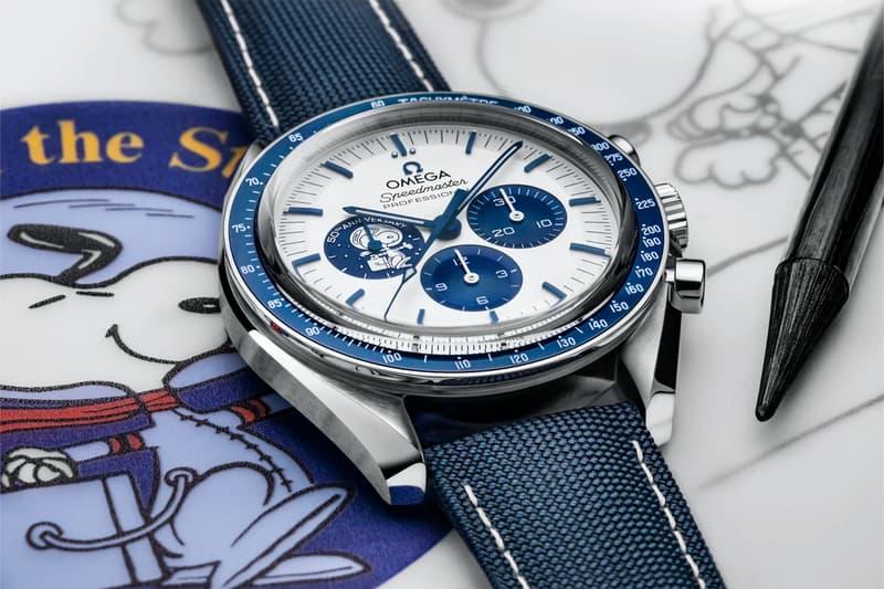 omega speedmaster watches silver snoopy award nasa apollo 13 award 50th anniversary edition