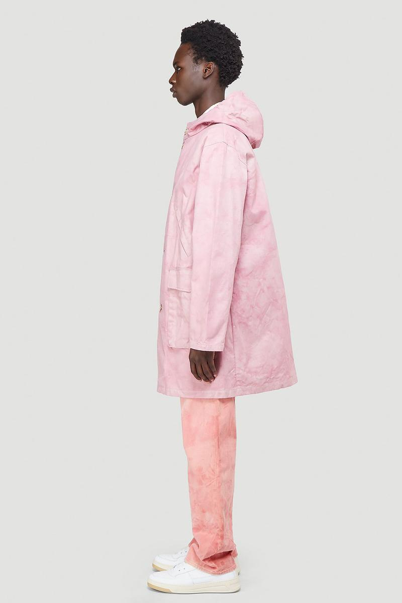 """Our Legacy WORK SHOP x LN-CC Upcycled """"Cerise Pink"""" Capsule Collection 10.10 Stockholm Luxury Premium Fashion Menswear Sustainability Shield Jacket Company Shirt V-Neck Sweater Second Cut Jeans"""
