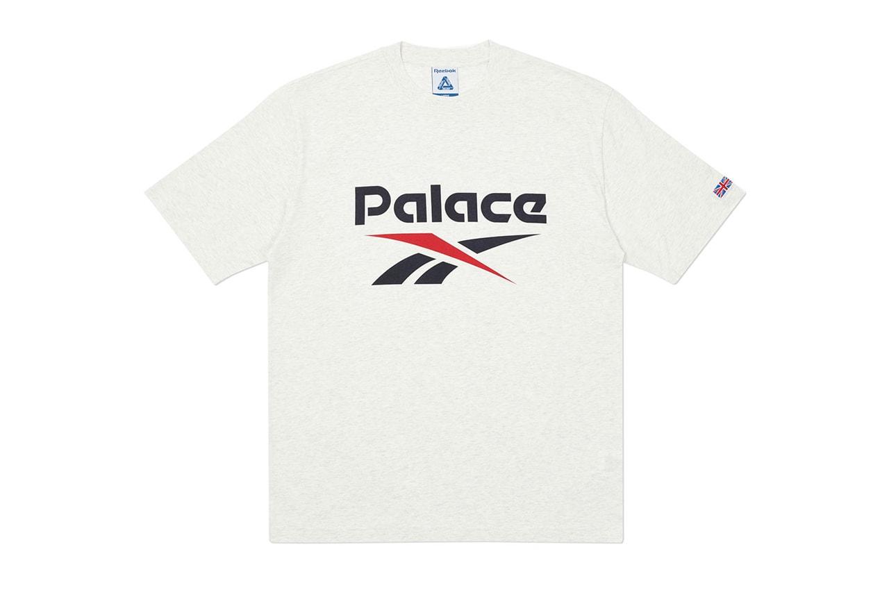 Palace Skateboards x Reebok 全新聯乘系列正式發佈