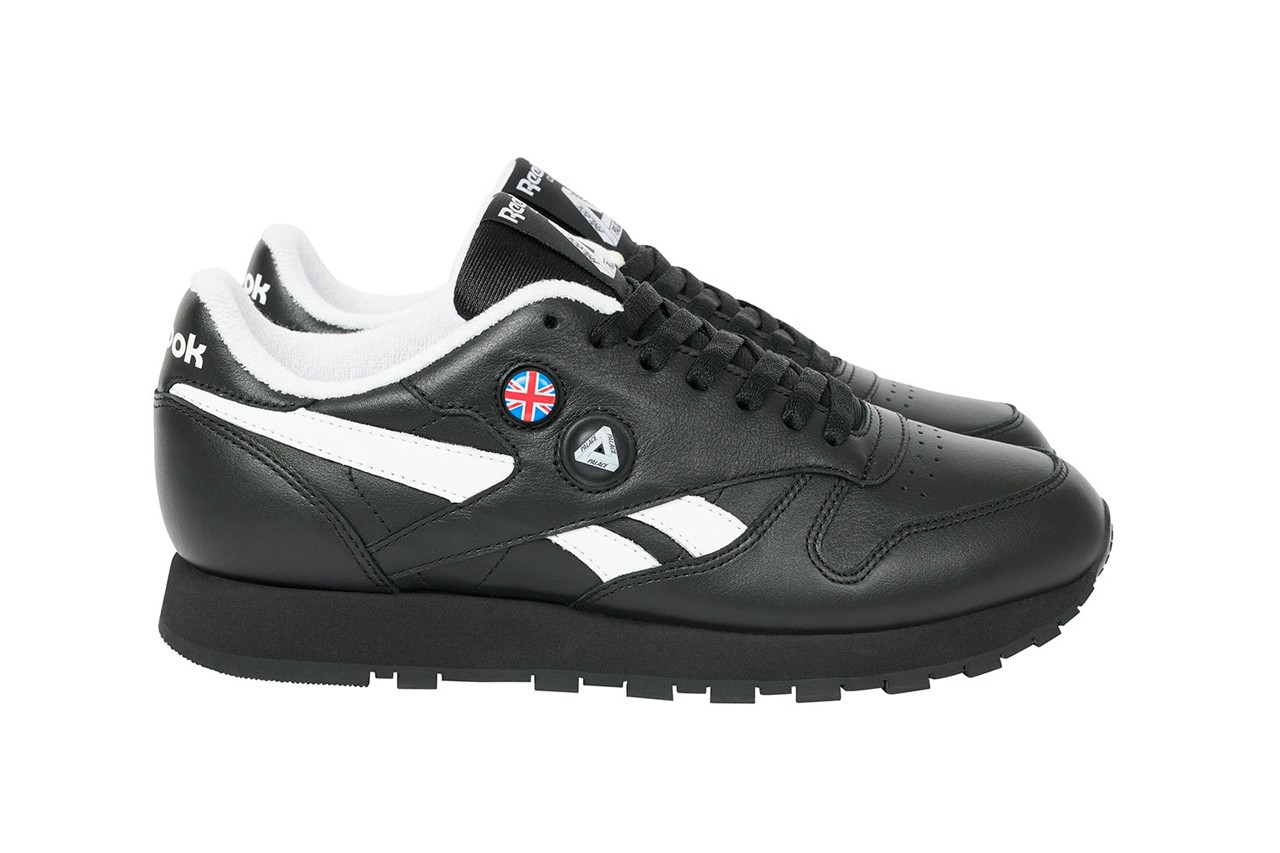 palace reebok classic leather pump white black navy  official release date info photos price store list buying guide