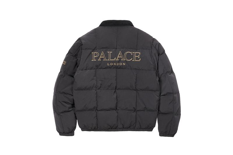palace skateboards w5 drop release info latest palace release Boca juniors football soccer skating